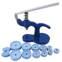 Reparar ferramentas kits assistir prensa ferramenta ferramenta kit de substituição de bateria montagem morre para removedor traseiro cappper 1