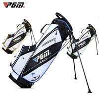 Versão ultra-luz! PGM Golf Bracket Gun Saco Impermeável Golf Standard Ball Bolsas Portátil Grande Capacidade Esportes Bloco de Golfe