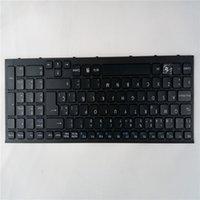 Novo Substituição para Sony VAIO VPC-EB Teclado Laptop Espanhol Qwerty (es) Layout 148793061 Nieuwe Zwart Toetsenbord Atacado