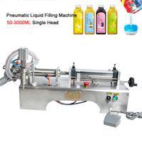 100-1000 ml Pneumatische Kolbenflüssigkeit Füller Shampoo Water Wine Milch Saft Essig Öl Waschmittel Seife Hand Sanitizer Füllmaschine