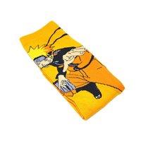 Naruto Ramen Mens Crew носки красочные хлопчатобумажные веселые новинки носки носки подарок