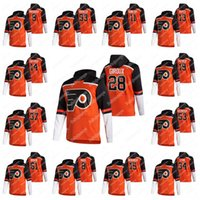 Filadelfia Flyers 2021 Retro retro CARTER CARTER HART CLAUDE GIROUX SEAN COUTURIER TRAVIS KONECNY JAKUB VORACEK GOSTISBEHE LIL PEEP