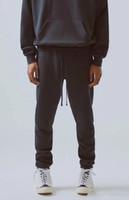 رجل مصمم السراويل عالية الشارع السراويل للرجال sweatpants عاكس الرجال وصفت الهيب هوب الشارع الشهير