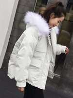 Cotton Padded Jacket Women's Short Winter Clothes New Korean Version Loose Small Cotton Bread Coat Student 201120