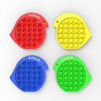 Giocattoli di decompressione di divertenti divertenti giocattoli di decompressione dei bambini Aritmetica per bambini Aritmetica Intelligence Toy Stress Tyys Giocattoli LLA206