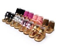 Europeu e americano novo verão novo bebê criança calçados bebê sandálias tendão fundo antiderrapante sandálias antiderrapantes sapatos de criança