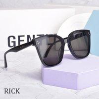 Occhiali da sole 2021 Fashion GM Donne Uomo Rick Square Polarizing UV400 Lenti Occhiali da sole per uomo