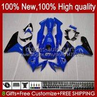 Body + Réservoir pour Honda CBR125R bleu brillant CBR 125 R CBR 125R 125CC 97HC.110 CBR125RR 02 03 04 05 06 CBR-125R 2002 2003 2004 2006 2006 2006 2006 Catériel