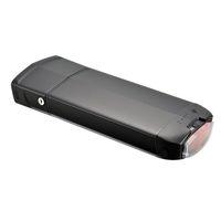 Batterie de vélo électrique Panasonic de haute qualité 48V 13AH 500W 13S4P 18650 Li-ion Batterie Ebike Batterie SSE-067 Jilong I