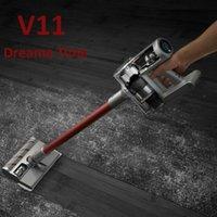 Le dernier aspirateur sans fil Dreamse V11 Ménage petit tapis de poche de poche 25kpa 150AW Grand Demimateur de mites d'aspiration