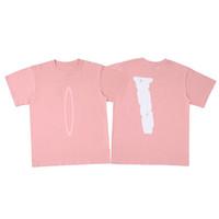 Camisetas camisetas Camisetas Hombres Mujeres Hip Hop Womens T Shirt Letra Imprimida T SHIRT Camisetas Tamaño S-XL