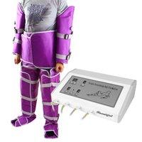 2021 Portable 3 in 1 Infrarot-Luftdruck Presoterapia Gewichtsverlust Pressotherapie-Maschine Lymphdrainage-Gerät zum Verkauf