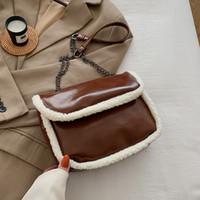 2021 여성을위한 새로운 뜨거운 패션 bumbag 여자 끈 벨트 가방 레이디 크로스 바디 가방 sac baan 램프 머리 3 색 거리 크로스 바디 pac