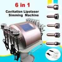 2021 Newest 40K Ultrasonic Cavitation Machine Liposuction LLLT Lipo Laser RF Vacuum Cavi Lipo Slimming Skin Care Equipment