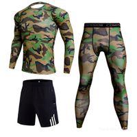Мужские формирователи Тепловое белье для мужской Термо Одежда Длинные Джонс Устанавливает Зимний Компрессионный пот Сауна Нижнее Белье Chapeear Suits LJ201008