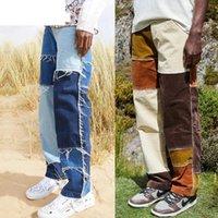 3K0G DONNA DONNA Pantaloni da jeans a vita alta Pantaloni pantaloni sottili Leggings fitness Plus Size Leggins Lunghezza Denim Feminino Skinny Pants per le donne Tasca