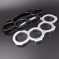Hot Silver Black Gold Fino Aço Bronze Remuner Self Defesa Segurança Pessoal e Homens Self-Defesa Pingente