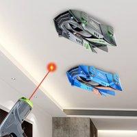جديد لعبة rc سيارة تسلق الجدار الأشعة تحت الحمراء سباق السيارات الجاذبية سقف الدورية حيلة التحكم عن لعبة لعيد الميلاد هدية 201203
