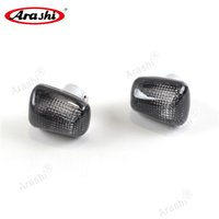 Arashi Front Thurn Signal Cover Cover Cover Cover для Suzuki TL1000 1997 - 2004 1998 1999 2000 SV650 1999 - 2004 2001 2002 2003