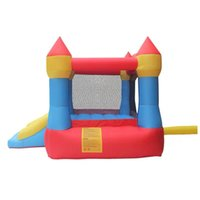 Funny Family Use Inflatable Castle Slide Price Garden Supplie Kids Playing Center Bounce House Moonwalk Bouncer Jumper Home Castles Indoor Trampoline Jumping