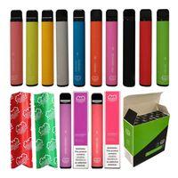 Imprimé personnalisé jetable Vape stylo d'énorme vapeur de vapeur Achat automatisateur Produits Vapor 3.2 ml 800 Puffs Puffs Bar et cigarets jetables