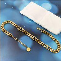 2020 Nova Carta Colar Mulheres Online Celebridade Pesado Indústria Bracelete Designer Alta Edição Colar Brincos Brincos