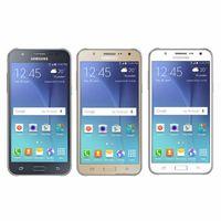 Оригинальный отремонтированный Samsung Galaxy 5.5Inch J7 J700F 1.5G RAM 16G ROM Android 5.0 OCTA CORE 3G разблокированный телефон