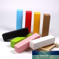 Balck / Kırmızı / Pembe / Beyaz vb Dudak Parlatıcısı / Balm Tüpü için Kağıt Kutusu