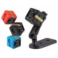 SQ11 مصغرة كاميرا HD 1080P للرؤية الليلية كاميرا الكشف عن الحركة dvr مايكرو كاميرات الرياضة dv الفيديو كاميرا صغيرة جدا