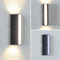 출입구 외관 벽, 현대 미니멀리즘 LED 조명 IP65 방수, Dwaterproof 물 빌라 안뜰 야외 계단 램프 FS22