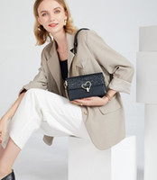 Skórzane sprzęgło dla kobiet torby wieczorowe moda łańcuch torebka pani torba na ramię torebka prezbiopiczna mini pakiet kartki torba posiadacz 002