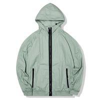 topstoney konng gonng primavera y verano chaqueta delgada moda abrigo de marca al aire libre a prueba de sol a prueba de solterro de protección solar resorte impermeable