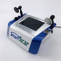 휴대용 새로운 스마트 Tecar 치료 Duathermy 기계 RET CET RF 바디 Paine 릴리프 고주파