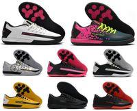 Hombre Phantom GT Pro IC Turf Indoor Boys Fútbol Zapatos Botas Botas Tamaño 39-45