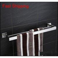 الحمام موجز رفوف ساحة منشفة الحائط 304 الفولاذ المقاوم للصدأ منشفة السكك الحديدية بار m qylqyz hairclipmersshop