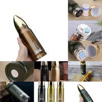 Neue Kreative Kugelform Edelstahl Thermos Vakuumflaschen Kaffeetasse Tasse Kessel isolierte Wasserflasche 1 N89QD