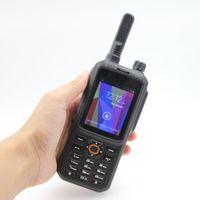 Walkie Talkie Inrico Portable Network Public WiFi Radio 4000mah Batterie Écran tactile Carte SIM WCDMA GSM 3G TRANSCEVER