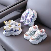 Zapatos para niños Kanye West Sneakers Baby Niño Zapatos Bestkets Entrenadores Ejecutar zapatos Infant Niños Boys Girls Chaussures Verter Enfants