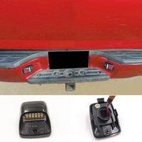 2 шт. Автомобильный светодиодный хвост номерной знак Light Light Canbus для Toyota Tacoma 2005-2015 TUNDRA 2000-2013 Номерная пластина лампы лампы