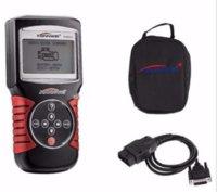 KW820 Car Auto OBD2 OBDII EOBD Scanner de diagnóstico do motor ferramenta de leitor de código de falha