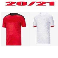 2021 Egitto Home Soccer Jersey 20 21 # 10 m Salah Shirt Away Man Football Uniforms