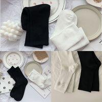 JH6BL Men'socks Autunno e calze invernali di lusso Giapponese All-Match Boot Boot Sock Designer Hunter