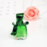 15ml Tragbare Glas Leere Parfümflaschen Sprühatomizer Nachfüllbar Flasche Duftkasten mit Reisegröße 6Color HHD4634