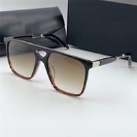 Boldf Nouvelles femmes de lunettes de soleil surround surround surround Cadre en forme carrée ANTI Ultraviolet Lentille en feuille de dessus Style d'été Top Qualité Boîte d'envoi