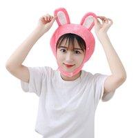 Мультфильм фруктовые плюшевые шляпы уши чучела игрушка головной уборной шап партии реквизит A0NF