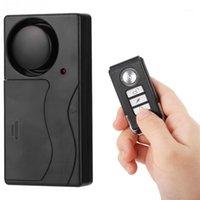 Smart Home Capteur MR-04R Sans fil Anti-Theft Alarm Télécommande Vibration magnétique ALARM1