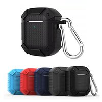 Heavy Duty Armor Case Cover for AirPods 1 2 Waterproof Shock...