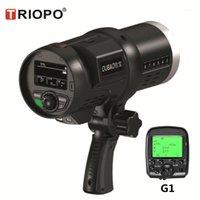 Triopo F1-400L Photo Studio d'extérieur Strobe Flash avec déclencheur flash sans fil G1 / G2 pour caméra1