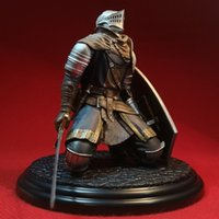 Dark Souls DXF Oscar-Action-Figur PVC-Sammelmodell Spielzeug Figur 201202