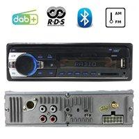1 DIN Radyo Kaset Çalar DAB + USB SD Kart Yuvası Stereo Araba Radyo Autoradio RDS Bluetooth Araba Ses MP3 Kaset Player1